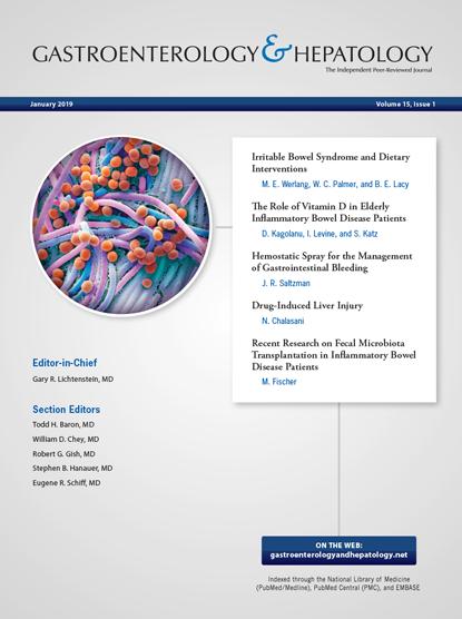 Gastroenterology & Hepatology journal